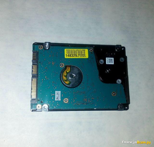 Жесткий диск для ноутбука Toshiba MQ01ABF050 фото