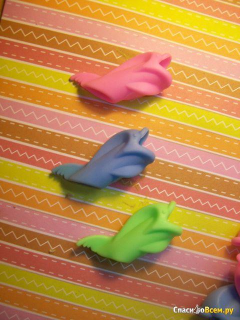Держатель ручки Shean Dolphin Fish Style Writing Posture Correction Children Pencil Students Hold a
