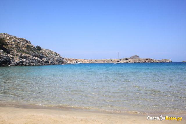 Остров Родос (Греция) фото