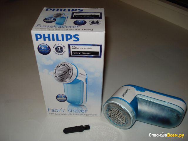 Машинка для удаления катышков с одежды Philips GC026/00 Fabric Shaver фото