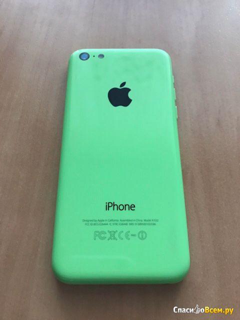 Мобильный телефон Apple iPhone 5C фото