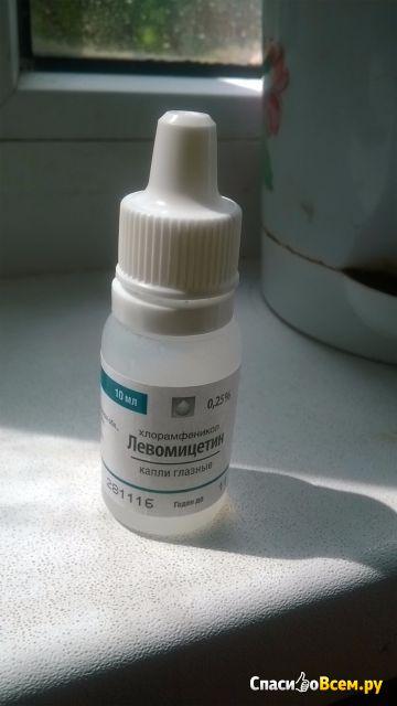 Левомицетин капли и алкоголь