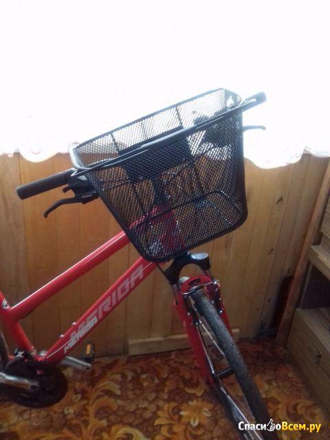 """Велосипедная корзина """"Stern"""" арт. CB-1N фото"""