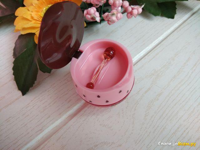 Бальзам для губ The Face Shop Lovely Dessert Lip Balm Strawberry фото