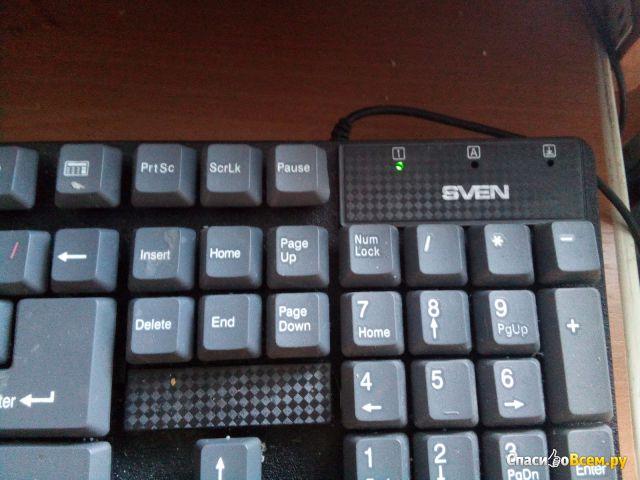 Клавиатура Sven Standard 301 фото