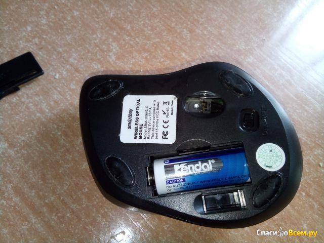Мышь беспроводная Smartbuy 309AG фото