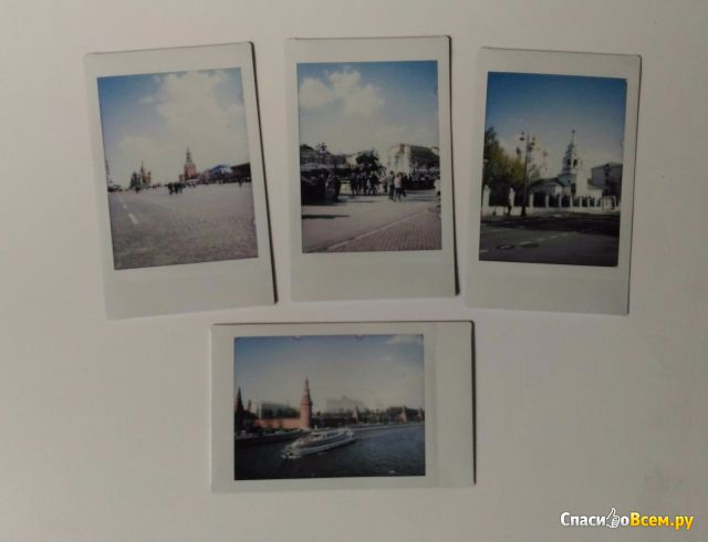 Моментальный фотоаппарат Fujifilm instax mini 8 фото