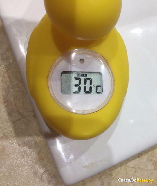 Термометр-игрушка для воды и воздуха Maman УТЁНОК фото