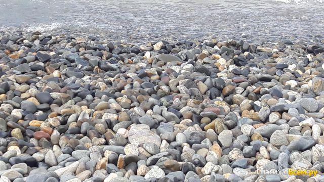 "Пляж ""Южный-2"" (Краснодарский край, Адлер) фото"
