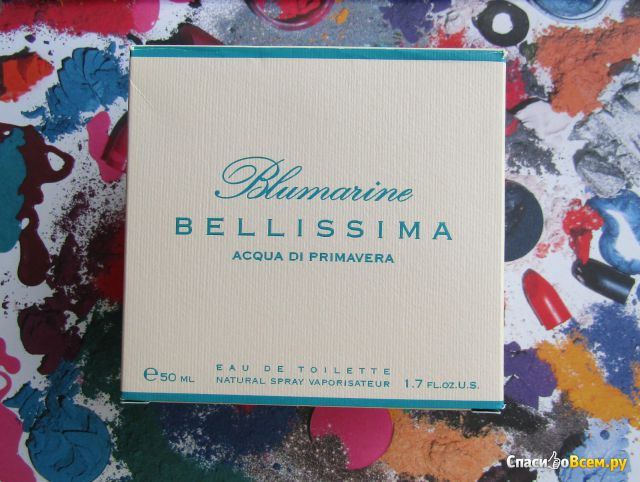 Туалетная вода Blumarine Bellissima Acqua di Primavera фото