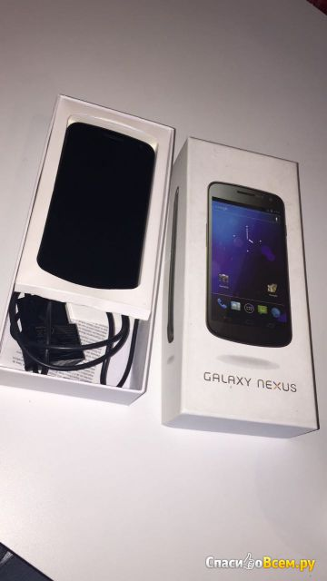 Смартфон Samsung i9250 Google Galaxy Nexus фото