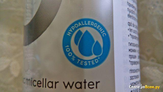 Мицеллярная вода гипоаллергенная Cosmia Нежность фото