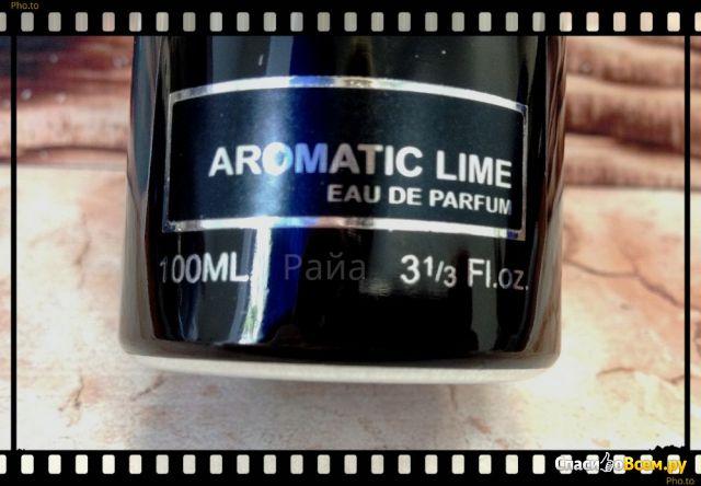 Парфюмерная вода Montale Aromatic Lime фото