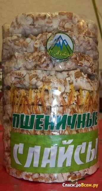 Слайсы пшеничные С Алтая фото