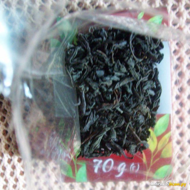 Чай черный байховый Своя линия крупнолистовой цейлонский высший сорт фото