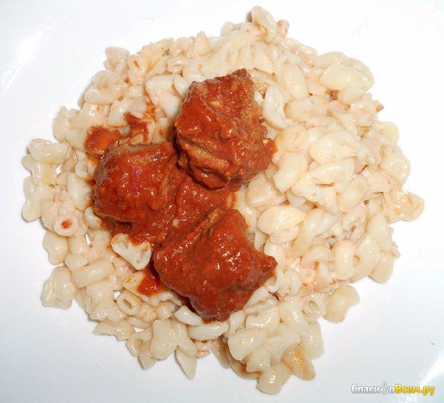 Тефтели «Барко» из океанических рыб в томатном соусе фото