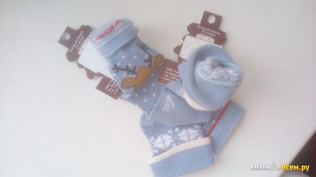 Носки детские Лютик хлопок ЛНК-18 фото