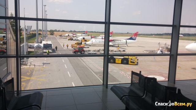 "Международный аэропорт ""Никола Тесла"" (Сербия, Белград) фото"