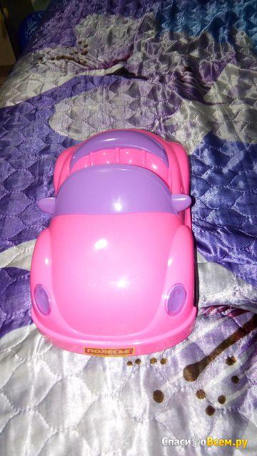 """Автомобиль для девочек """"Вероника"""" Полесье, Арт.4809 фото"""