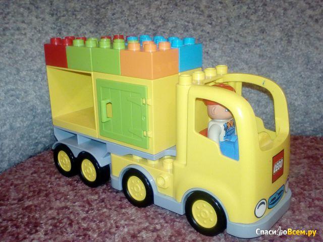 "Конструктор Lego Duplo ""Желтый грузовик"" 10601 фото"