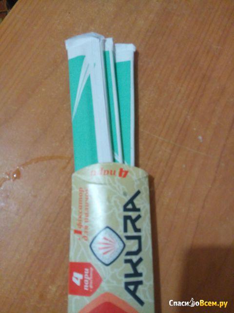 """Палочки для суши """"Akura"""" фото"""