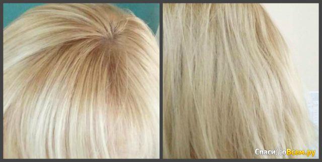 """Стойкая крем-гель краска для волос Estel """"Я выбираю цвет"""" бриллиантовый блондин фото"""
