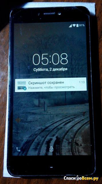 Смартфон Prestigio MultiPhone Muze E3 3531 DUO фото