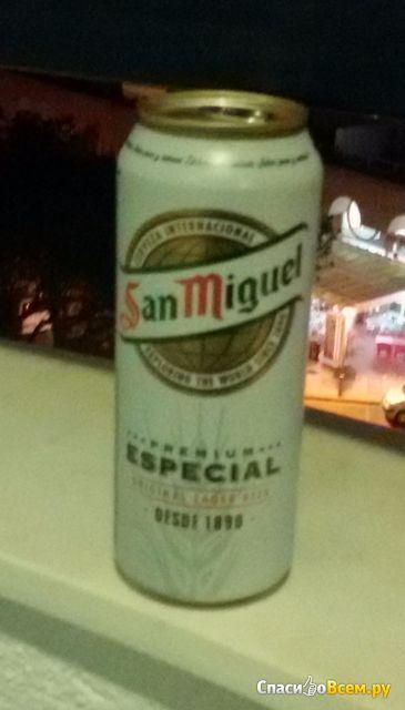 Пиво San Miguel фото