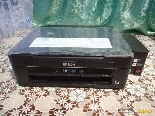 МФУ Epson L350 фото