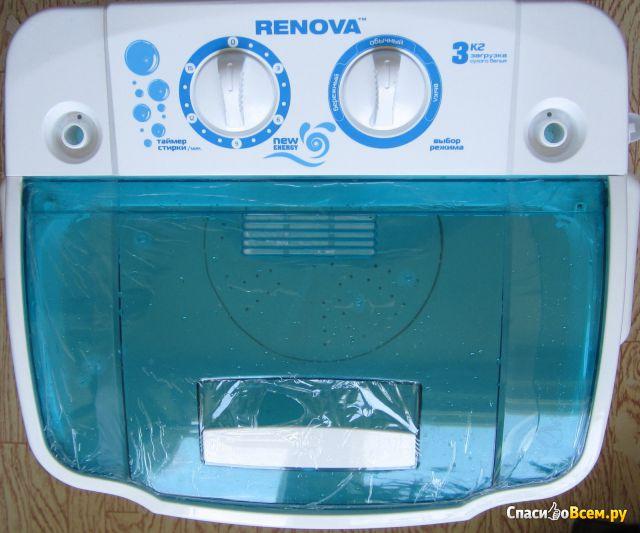 Стиральная машина Renova WS-30ET фото