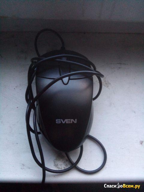 Мышь проводная Sven RX-112 фото