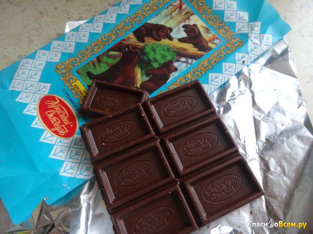 """Шоколад Красный октябрь """"Мишка косолапый"""" фото"""