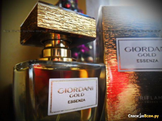 Парфюмерная вода Oriflame Giordani Gold Essenza фото