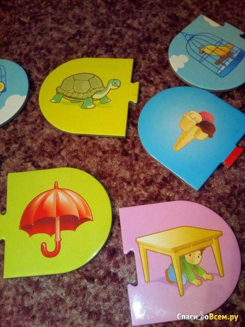 "Игра настольная Maple Toys ""Противоположности"" фото"