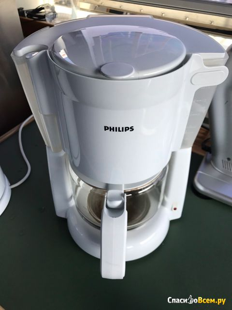 Кофемашина Philips HD7448 фото