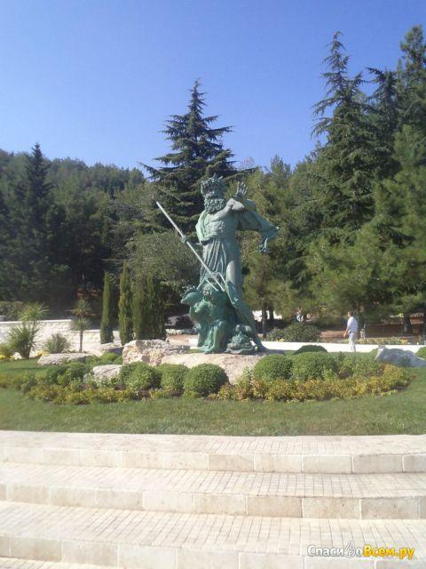 Парк Айвазовского (Крым, Партенит) фото
