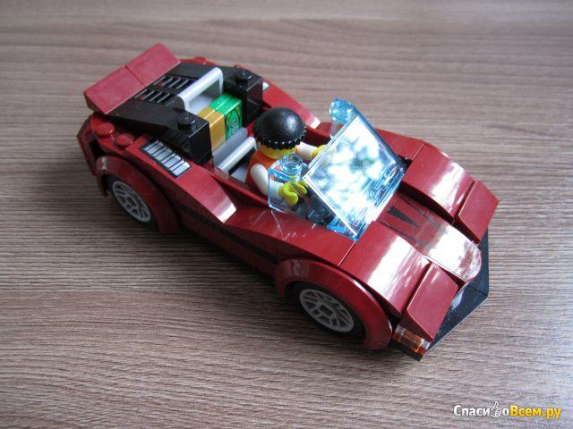 """Конструктор Lego City 60138 """"Стремительная погоня"""" фото"""