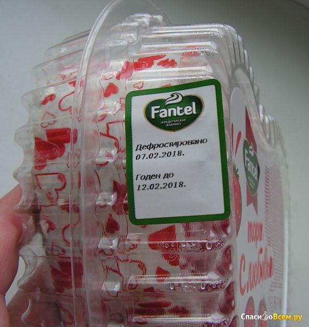 """Торт Fantel """"С любовью"""" фото"""