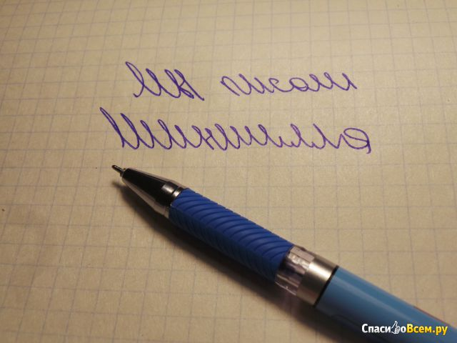 Шариковая ручка Cello Butterflow фото