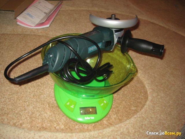 Угловая шлифовальная машина Metabo W 820-125 фото