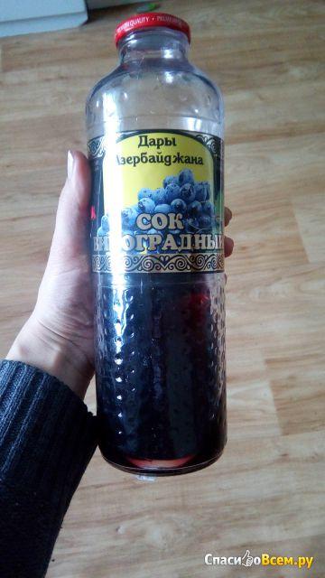 Сок Виноградный Дары Азербайджана фото