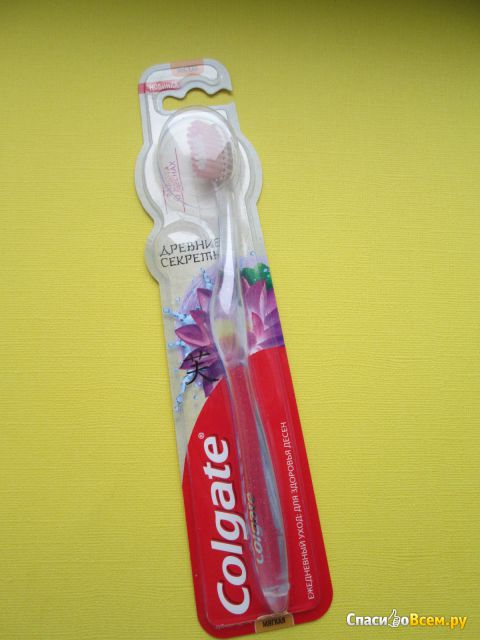 Зубная щётка Colgate Древние секреты фото