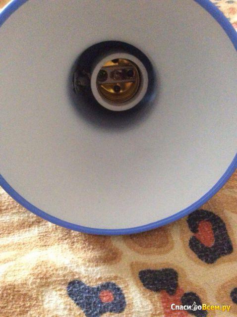 "Светодиодная лампа Uniel LED ""ЭКО"" для растений 9W E27 фото"