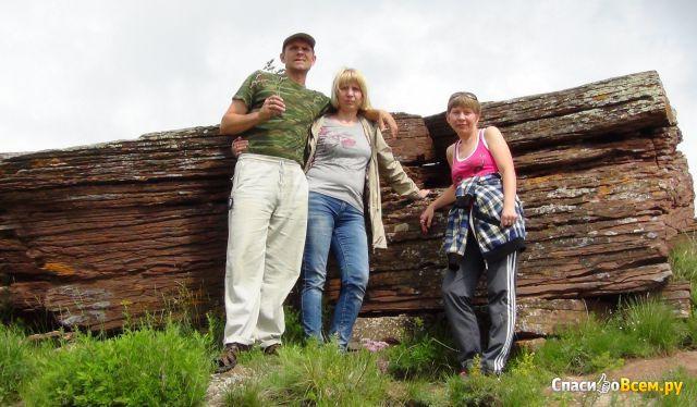 Автомобильное путешествие к озеру Шира (Россия, Хакасия) фото
