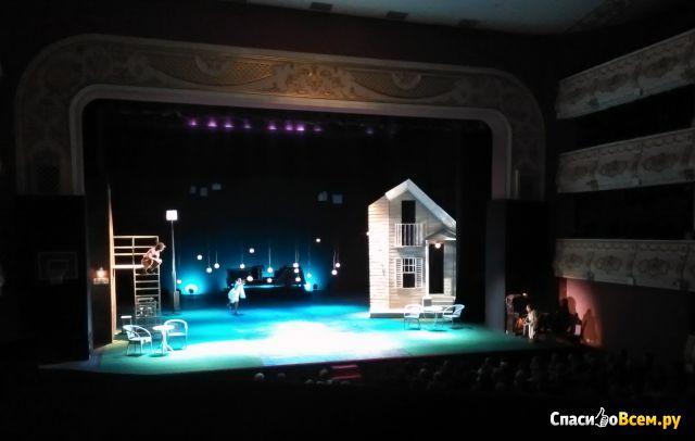 Спектакль «Наш городок» (Ульяновский драматический театр имени И.А. Гончарова) фото
