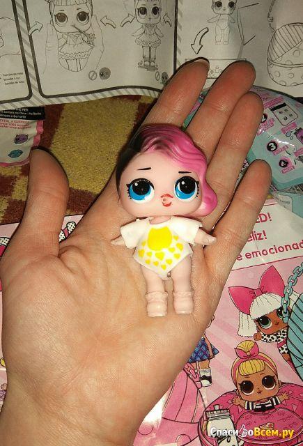 """Игровой набор с куклой MGA LOL Surprise """"Невероятный Сюрприз"""" фото"""