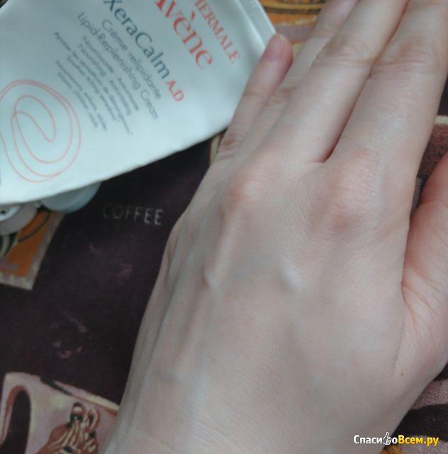 Липидо-восполняющий крем Avene XeraCalm A.D фото
