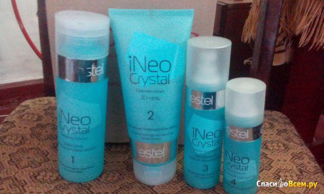Ламинирование волос Estel i-Neo Crystal фото