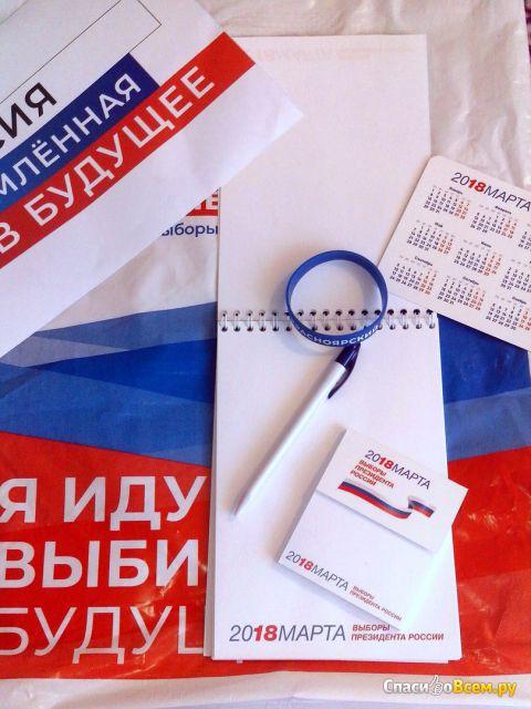 Выборы Президента России 18 марта 2018 фото