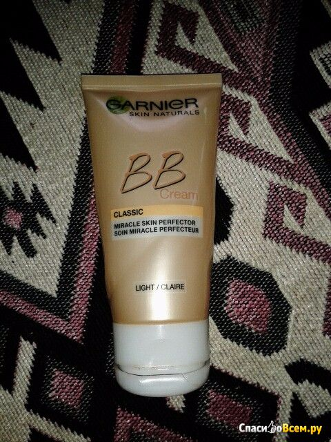 Крем для лица BB Cream Garnier фото